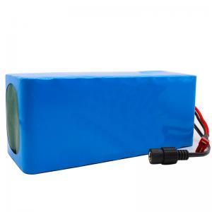 CC CV 8000mAh 36 Volt Lithium Battery Pack UN38.3 Rechargeable Manufactures