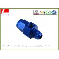 Quality Anodizing Aluminium CNC Turning Parts in Food Prcessing and Electro - Optics for sale