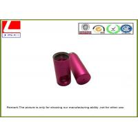 Anodizing Aluminium CNC Turning Parts in Food Prcessing and Electro - Optics Manufactures