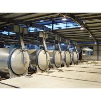 Steam Rubber , Food Chemical Glass Laminating Autoclave , Φ2.85M Manufactures