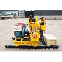 China Geological Survey Water Well Drilling Rig , Water Drilling Borehole Machine 200M on sale