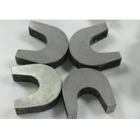 China High Powered Strong Permanent Magnets With C Shape For Magnetic Separators on sale