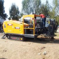 97KW power engine Horizontal Directional Drilling Rigs , Comfortable Hdd Rig Manufactures