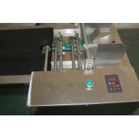 China Stainless Steel Pagination Paper Numbering Machine Conveyor Feeder wholesale