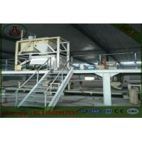 China Automatic Prefabricated Walls Fiber Cement Board Production Line Panel Making Machinery on sale