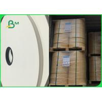 28gsm White Straw Wrapping Food Grade Paper Roll Customized ISO FDA FSC Manufactures