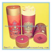 China Tea Recycled Cardboard Tubes on sale