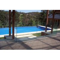 Nice tempered glass pool fence panels/safety fence for pool Manufactures