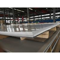 OEM Cold Rolled Stainless Steel Plate / 430 Stainless Steel Sheet 6-600mm Manufactures