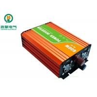 600W High Frequency Car 12V To 120V Inverter Pure Sine Waveform Output Manufactures