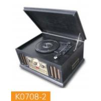 Retro Style Turntable Player, Cd Player, Gramophone, Radio Manufactures