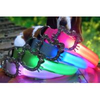 Cool Flashion LED Flash Dog Harness Manufactures