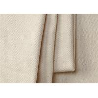 Blackout White Cotton Canvas With  Environmental Protection Material