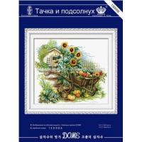 beautiful chinese embroidery kit dmc cross stitch patterns for home decoration Manufactures