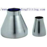 ASME B16.9 Carbon Steel / 304 304L Stainless Steel Reducer Butt Weld Reducer Manufactures