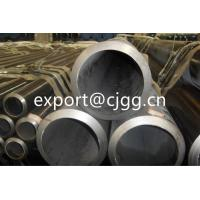 China ASTM A213 Hot Rolled Steel Tube Round Alloy Steel Tubing  For Boiler / Superheater wholesale