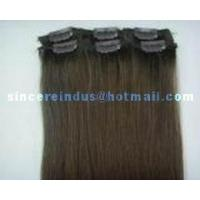 Clip in Hair Extensions, Clip On Hair Extensions Manufactures