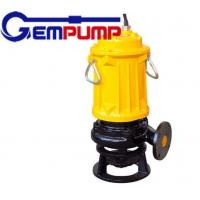 China Cast iron submersible sewage pump For Construction sewage , Commercial Sewage Pump on sale
