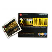 Chinese Medicine Herbs Male Enhancement Capsules Black Diamond for Man Manufactures