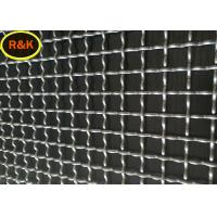 Galvanized Steel Industrial Wire MeshAnti Corrosion Sturdy Structure Manufactures