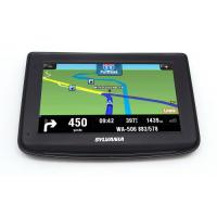China Full function 4.3 inch portable car gps navigation system,navigation gps with bluetooth on sale