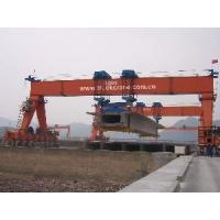 China RTG (Rubber Tire Gantry Crane) Payload 900 Ton on sale