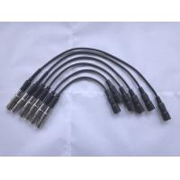 Auto Engine Parts Spark Plug Wire Sets With Great Dielectric Properties Manufactures