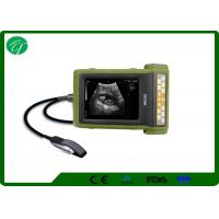 China Auto Identify Probe Portable Diagnostic Ultrasound Machine 7 Kinds Compressing Curve on sale