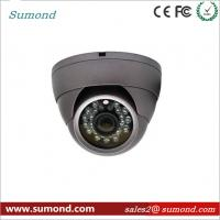 China Black 1080P IP Dome Camera CCTV Indoor Home Security IP Camera on sale