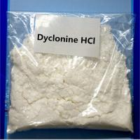 Dyclonine Local Anesthetic CAS 536-43-6 Dyclonine Hydrochloride Dyclonine HCL Powders Manufactures