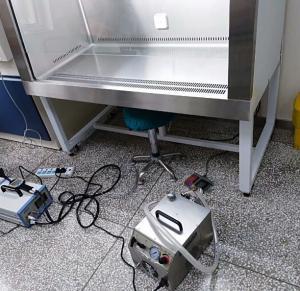 Aerosol Generator for HEPA Leak detection and dop/PAO leak detection Manufactures