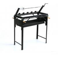 China Stainless Steel Charcoal Bbq Grill Portable For Outdoor Barbecue / Home Cooking on sale