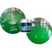 Water Based Polyurethane Floor Coating Epoxy Floor Paint Primer Impact Resistance Manufactures