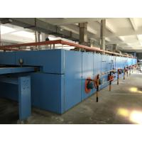 Open Width Textile Stenter Machine Drying And Sintering Nonwoven Fabric Manufactures