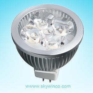 MR16 Spotlight 5*1W (SW-BS05D5-S013) Manufactures