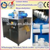 China solid Co2 making dry ice machine/dry ice pelletizer machine white smoke reduce costs on sale