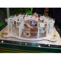 Interior and exterior 3d building miniature model house for 3d house maker