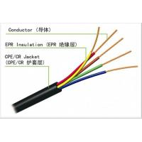 Five Core XLPE Electrical Cable Assembly  power electrical Copper Conductor Manufactures