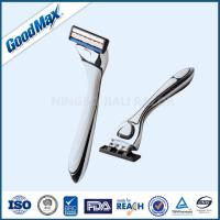Stainless Steel Clean Shave Razor , Goodmax Sharpest Disposable Razor Manufactures