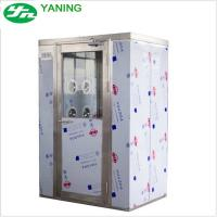High Standard Cleanroom Air Shower Photoelectric Sensor Automatic Function System Optional Manufactures