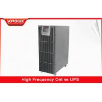 Reliable 3 phase Online High Frequency UPS Uninterruptible Power Supply 20KVA/18KW Manufactures