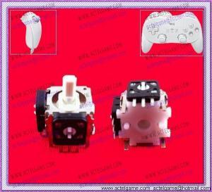 Wii Controller analog joystick thumb stick caps repair parts Manufactures