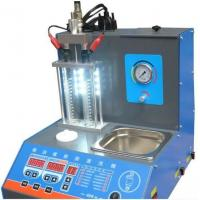 Ultrasonic Fuel Injector Tester And Cleaner Machine For Motorcycles / Car Manufactures