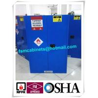 Acid Corrosive Storage Cabinets / Safety Storage Cabinets 90 gallon Manufactures