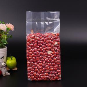 Food Grade Vacuum Food Storage Bags , Color Laminated Clear Plastic Food Bags Manufactures