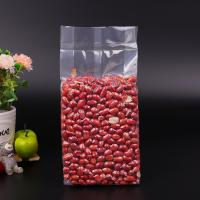 Quality Food Grade Vacuum Food Storage Bags , Color Laminated Clear Plastic Food Bags for sale