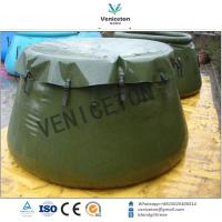 China easy collapsible onion shape fishing water tank all size cunstomize on sale