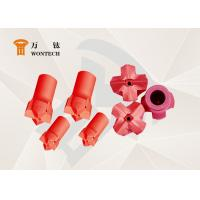 Chromium Steel Top Hammer Drilling Tools For Soil Investigation Easy Operation Manufactures