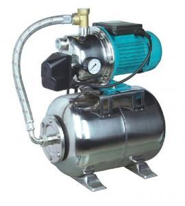 Self Priming JET AUTOJET-60L  0.5HP 0.37KW Iron Cost Pump Body For Garden AUTOJET-60L Manufactures