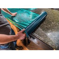 Counter Tops Marble Protection Film , PE Material Floor Protection Film Manufactures